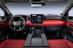 Toyota Hybrid, Tundra Truck, Tesla Owner, Barrel Hinges, Toyota Tundra, Toyota Trucks, Trd, Truck Design, Twin Turbo