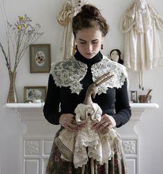 About Pantovola - Pantovola art dolls and textile art