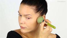 Linda Hallberg makeup tutorial