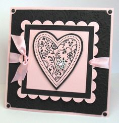 handmade cards **** created by Laurie Froehich.
