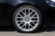 Tuning : Volkswagen Golf Cabriolet par Schmidt Revolution