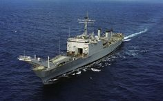 USS Racine (LST-1191) - Newport class Tank Landing Ship (USA):