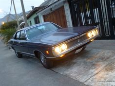 https://flic.kr/p/G2G986   1971 Dodge Coronet   Seen on a Peruvean website. These were built in Mexico, Venezuela, Peru and also in more countries other than the US. This car is a Slant 6, 3 speed manual car.