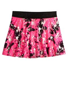 Knit Skater Skirt | Girls Skirts & Skorts Clothes | Shop Justice