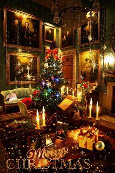 Merry Christmas Gif, Christmas Tree, Holiday Decor, Home Decor, Teal Christmas Tree, Decoration Home, Room Decor, Xmas Trees, Xmas Tree