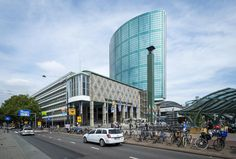 Rotterdam krijgt skybar op 23e etage WTC   metronieuws.nl