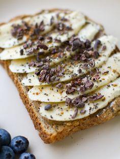 Superfood Toast + 8 morning wellness tips!!