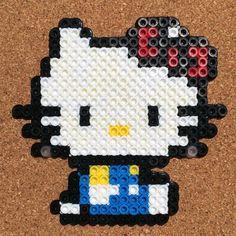 Hello Kitty perler beads by tsubasa.yamashita