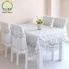 Beautiful Table Pad Covers for Dining Table