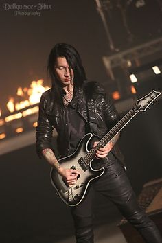 Jake Pitts - Black Veil Brides