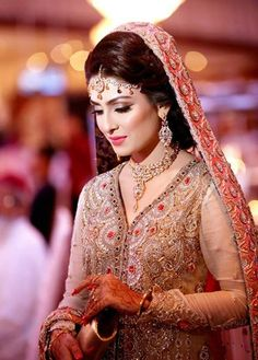 Aiza as Walima bride