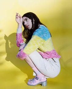Sunset Sweater - Poppy+Pima