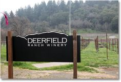 Deerfield Ranch, Sonoma (tasting in the caves)