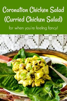 If you love light, fruity and nutty chicken salad, you will love this coronation chicken salad recipe. Delicious in a sandwich or served as a salad, i. Chicken Sandwich Recipes, Easy Chicken Dinner Recipes, Healthy Chicken Recipes, Lunch Recipes, Healthy Salads, Coronation Chicken Recipe, Coronation Chicken Sandwich, Chicken Curry Salad, Easy Casserole Recipes