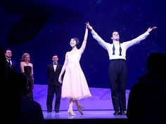 The Cast of An American In Paris Celebrates 100 Magnifique Performances on Broadway An American In Paris, Ethereal Beauty, Create Words, Crowd, Broadway, The 100, It Cast, Dance, Actors