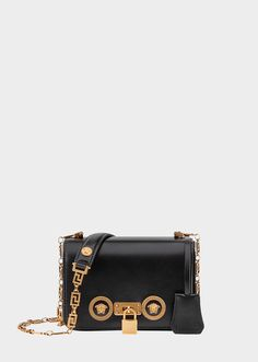 4a2170cdd64d Small Icon Shoulder Bag from Versace Women s Collection. The Versace Icon  bag