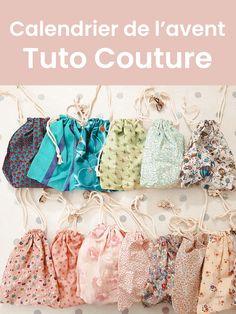 Diy Embroidery Floss Tassel, Scrap Quilt, Fabric Advent Calendar, Bunting Tutorial, How To Make Tassels, Advent Calenders, Diy Couture, Sewing Tutorials, Blog