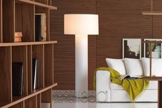 Orion Modern Floor Lamp by Cattelan Italia