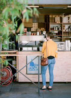 Blue Bottle Coffee, Linden Street, San Francisco / Sonya Yu