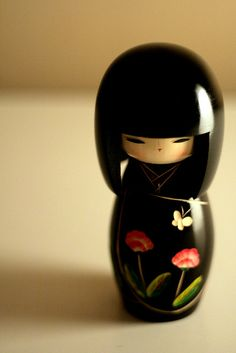 mme butterfly kokeshi | Flickr - Photo Sharing!