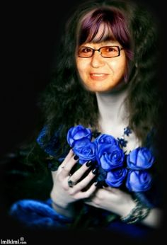 Beauty Wuth Roses