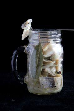 The best herring in vinegar Seafood Recipes, Appetizer Recipes, Kitchen Recipes, Cooking Recipes, Czech Recipes, Polish Recipes, Polish Food, Christmas Cooking, Fermented Foods
