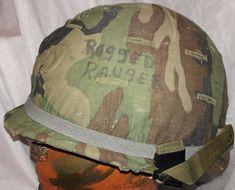 Helmets For Sale, Combat Helmet, Ww2, Ranger, Camouflage, Cover, Ebay, Military Camouflage, Camo