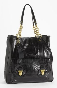 COACH 'Poppy' Pushlock Tote available at #Nordstrom