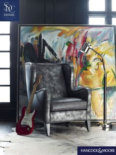 Soul Wing Chair