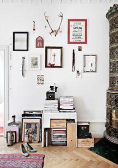 Love the Salon Wall!