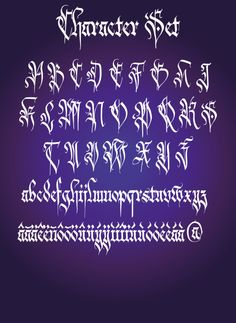 let's do some pretty writing - Salvabrani Calligraphy Fonts Alphabet, Tattoo Fonts Alphabet, Hand Lettering Alphabet, Graffiti Alphabet, Typography Letters, Penmanship, Gothic Lettering, Chicano Lettering, Graffiti Lettering Fonts