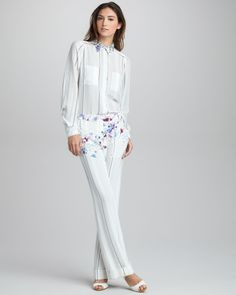 http://ncrni.com/3-1-phillip-lim-floralprint-striped-silk-blouse-pants-p-4042.html
