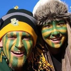 """""""We ready for the Baylor game this Saturday!! SIC'EM BEARS!!! #baylor"""""""