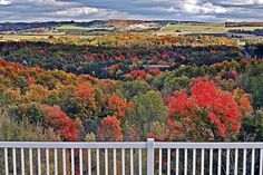 10 Breathtaking Fall Color Drives to Experience this Season in Pure Michigan
