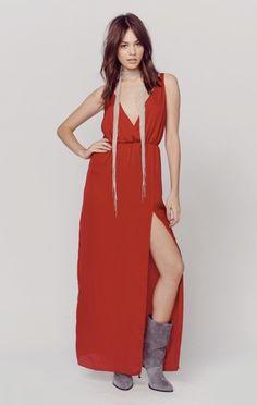 Blue Life high tide maxi dress on ShopStyle