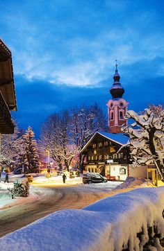 In Altenmarkt, Austria. Visit Austria, Austria Travel, Places To Travel, Places To See, Winter Scenery, Winter Photography, Wonders Of The World, Beautiful Places, Around The Worlds