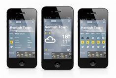 bbc weather app - Google Search