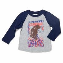 Raglan Sleeve Tee | Egg by Susan Lazar 2014 Fall/Winter Collection | http://www.egg-baby.com/raglan-slv-tee-w4je1033-grey.html