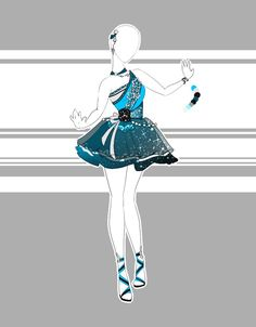 .::Outfit Adoptable 45(ON HOLD)::. by Scarlett-Knight on @DeviantArt