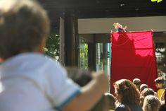 Apresentação da Cia Bonecos de Madeira em Niterói- RJ (Campo de São Bento) 2010