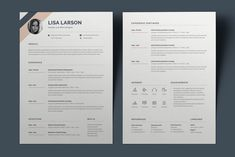 Install fonts as indicated in the Help file .Pdf and start editing FEATURES INCLUDED 2 Page Resume Cover Letter Size : A4 & Us Letter Microsoft Word Files (DOCX) CS5 InDesign Files ( INDD ) CS4 InDesign Files ( IDML ) PDF for preview