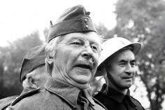 Clive Dunn, the actor best known for his portrayal of the doddering Corporal Jack Jones in Dad's Army, has died at the age of 92 after a short illness. Dunn is thought to have been taken ill with Bbc Tv Series, Popular Tv Series, Jimmy Perry, John Le Mesurier, Celebrities Who Died, Dad's Army, Lance Corporal, Fools And Horses, Home Guard