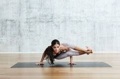 The 5 Most Difficult Yoga Poses