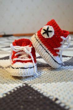 virkatut converse tossut Crochet Baby, Knit Crochet, Crafts To Do, Diy Crafts, Royal Colors, Baby Kids, Kids Fashion, Winter Hats, Knitting