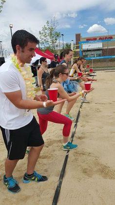 Bierolympiade – Rocky Mountain Brew Runs … - Kinderbetreuung Ideen Beer Games, Relay Games, Youth Games, Games For Teens, Fun Games, Water Games For Kids, Adult Games, Beach Games For Adults, Kids Relay Races