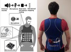 David Eagelman - Sensory Substitution Vest http://www.radiolab.org/story/eagle-eyes/
