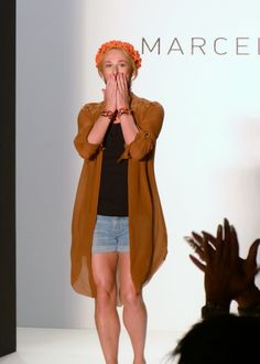 Final at Marcel Ostertag  Spring/Summer 2013 - Mercedes Benz Fashion Week