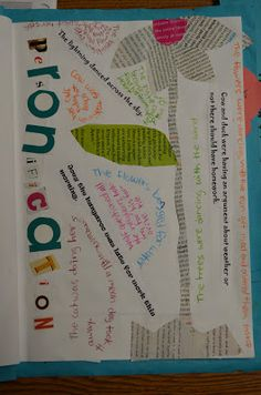 Figurative Language Unit  from: dandelions and dragonflies: October 2012