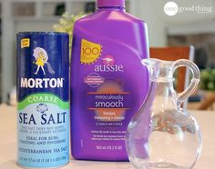 o make your own Sea Salt Clarifying Shampoo for PENNIES….just mix 3 parts course sea salt with 2 parts of your favorite mild shampoo.  Optional:      For added softness and conditioning, add 1-2 tablespoons of coconut oil.     Add 2 drops Melaleuca essential oil to combat dry, flaky scalp and 2 drops Rosemary essential oil to stimulate the scalp and promote faster hair growth.