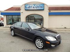 2008 Mercedes-Benz S-550 for Sale in Baltimore, MD at CarZone USA. Click image for more info and other similar #Cars